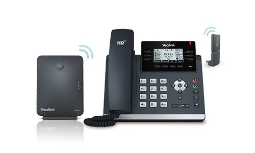 IP Phones and Devices